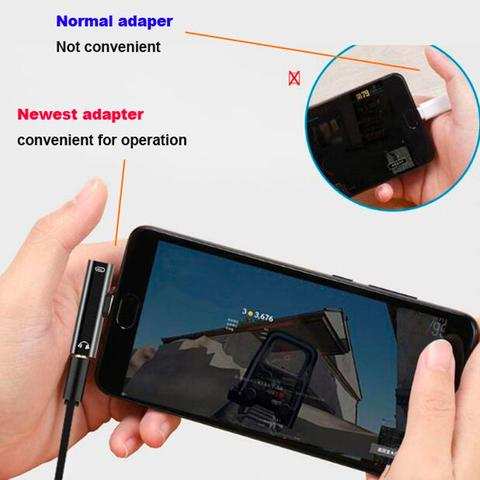 2 In 1 Phone Adapter