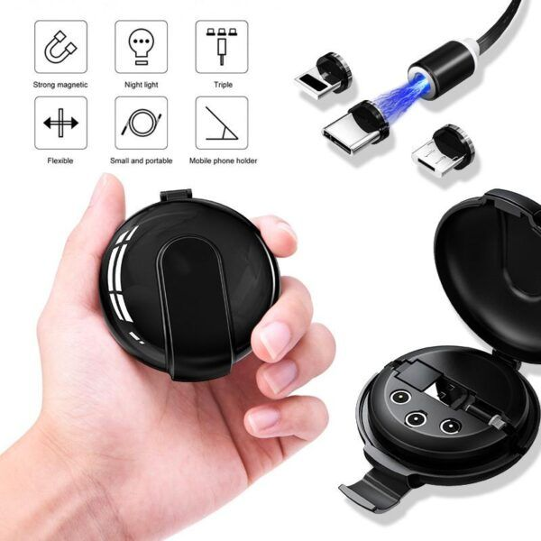 3 In 1 Magnetic Cable - Elicpower