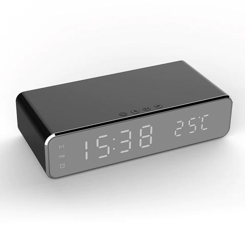 2 In 1 Digital Alarm Clock