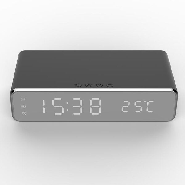 2 In 1 Digital Alarm Clock - Elicpower