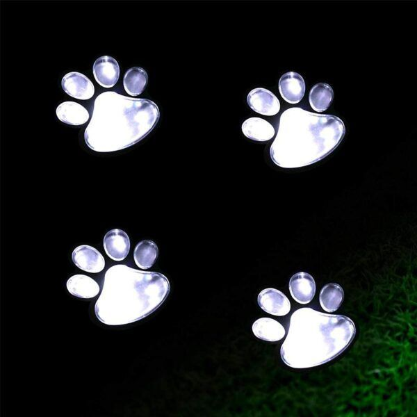 LED Bear Paw Lights - Elicpower